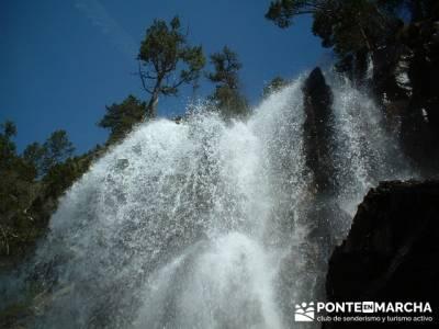 Multiaventura - Parque Nacional de Aigüestortes; excursiones madrid sierra